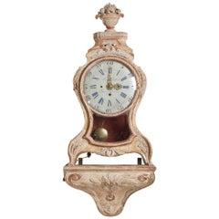 Superb Swedish Rococo Bracket Clock, circa 1760