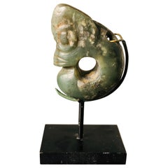 "China Ancient Hongshan Culture Jade ""Dragon"" Ornament, 3500-3000 BC"