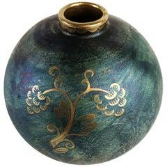 Gustavsberg Art Deco Globe Vase Josef Ekberg