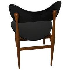 Set of Six Butterfly Chairs by Inge & Luciano Rubino, Danish Midcentury, 1960s