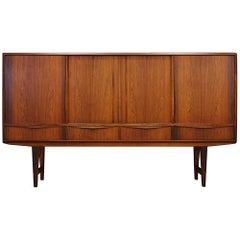 E.W. Bach Danish Design Highboard Rosewood