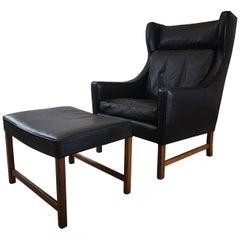 965H Lounge Chair von Fredrik Kayser für Vatne