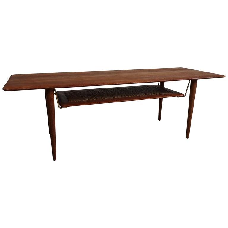 Peter Hvidt & Orla Mølgaard-Nielsen Mod. FD516 Midcentury Coffee Table