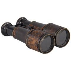 French World War I Artillery Binoculars
