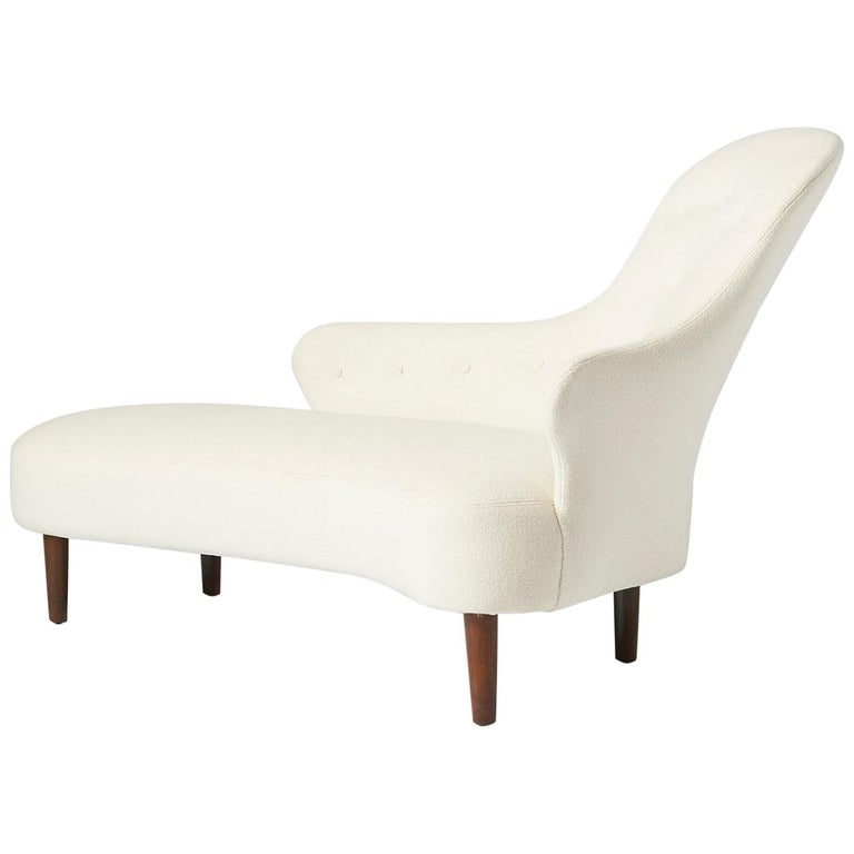 Swedish Chaise Lounge For Sale