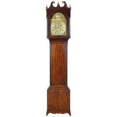 English George III Tall Case Clock