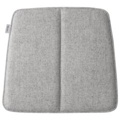 Indoor Light Grey Cushion, for Studio WM String Dining Chairs
