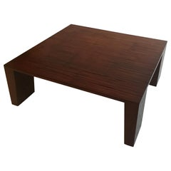WYETH Split Bamboo Low Table