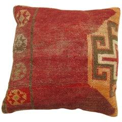 Anatolian Turkish Rug Pillow