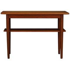Retro Coffee Table Vintage Danish Design Teak