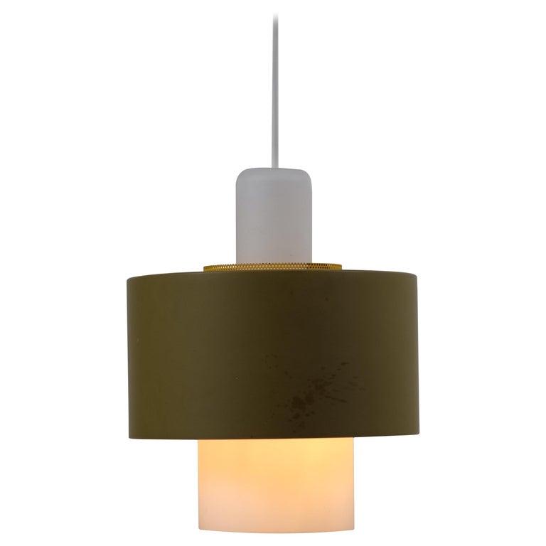 Danish Midcentury Ceiling Light, 1960s