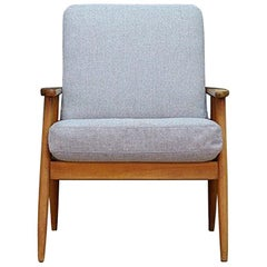 Danish Design Armchair Teak 1960-1970 Retro