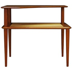 Peter Hvidt Coffee Table Teak Danish Design Vintage