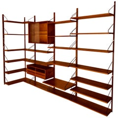 Poul Cadovius Royal System Teak Shelf
