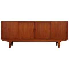 Sideboard Teak Vintage Danish Design Retro