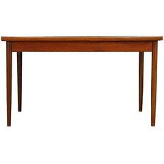 Table Retro Teak Danish Design Vintage Classic