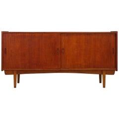 Teak Sideboard Danish Design 1960-1970 Retro