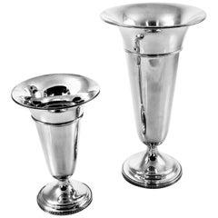 Sterling Vases
