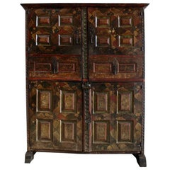 17th Century Spanish Baroque Cupboard 'Alterations'