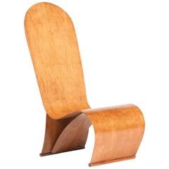 Herbert Von Thaden Plywood Chair