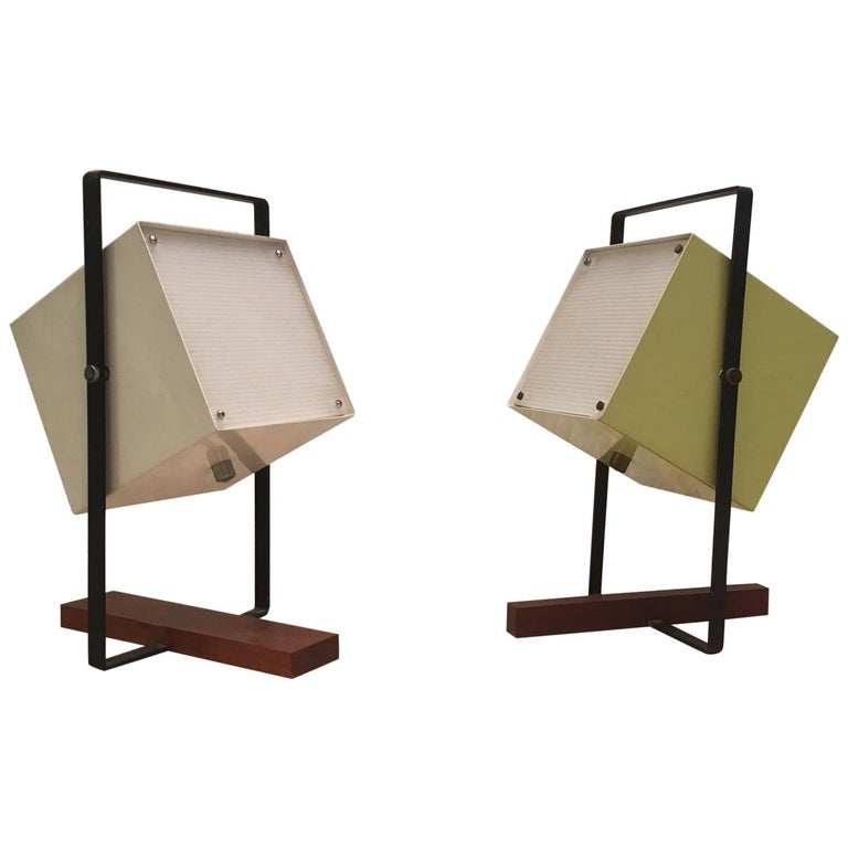 1950s Pair of Table Lamp