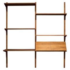 Midcentury Cado Style Shelf System, circa 1960