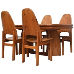Mid-Century Modern Dining Room Sets