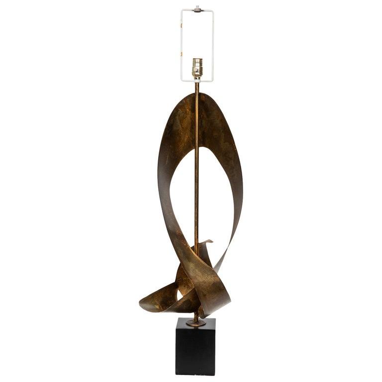 Harry Balmer Sculptural Table Lamp for Laurel Co For Sale