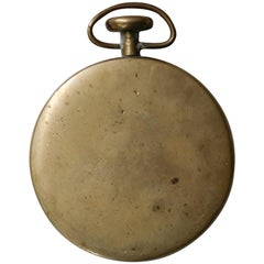 Pocket Watch Paperweight by Carl Auböck