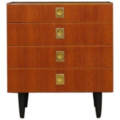Aejm Mobler Chest of Drawers Teak Classic Midcentury