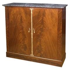 Mahogany Cupboard, Early 19th Century