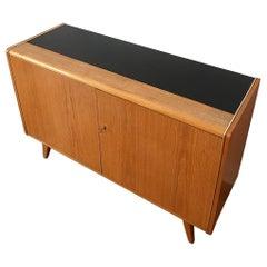 Minimal Wooden Sideboard from Jitona, 1960s