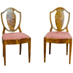 Two Nordiska Kampaniet Chairs, circa 1909