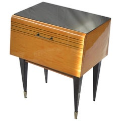 Art Deco Night Side Table