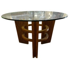 Midcentury Borsani Coffee Table, Italy