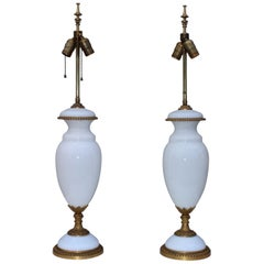 1950s Italian Table Lamps