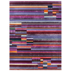 Schumacher Paul Area Rug in Hand-Tufted Wool & Nylon by Patterson Flynn Martin