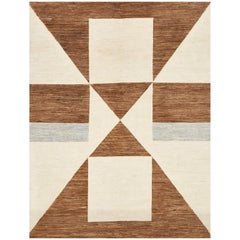 Schumacher Tenaya Area Rug in Hand-Knotted Wool by Patterson Flynn Martin