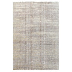 Schumacher Fujisan Area Rug in Hand-Knotted Wool by Patterson Flynn Martin
