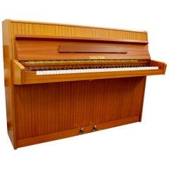 Fuchs & Mohr German Made Mid Centruy Piano in Mahogany