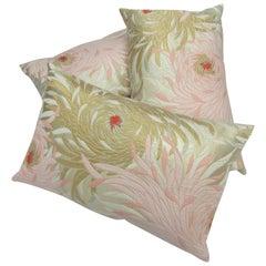 Vintage Silk Obi Cushions