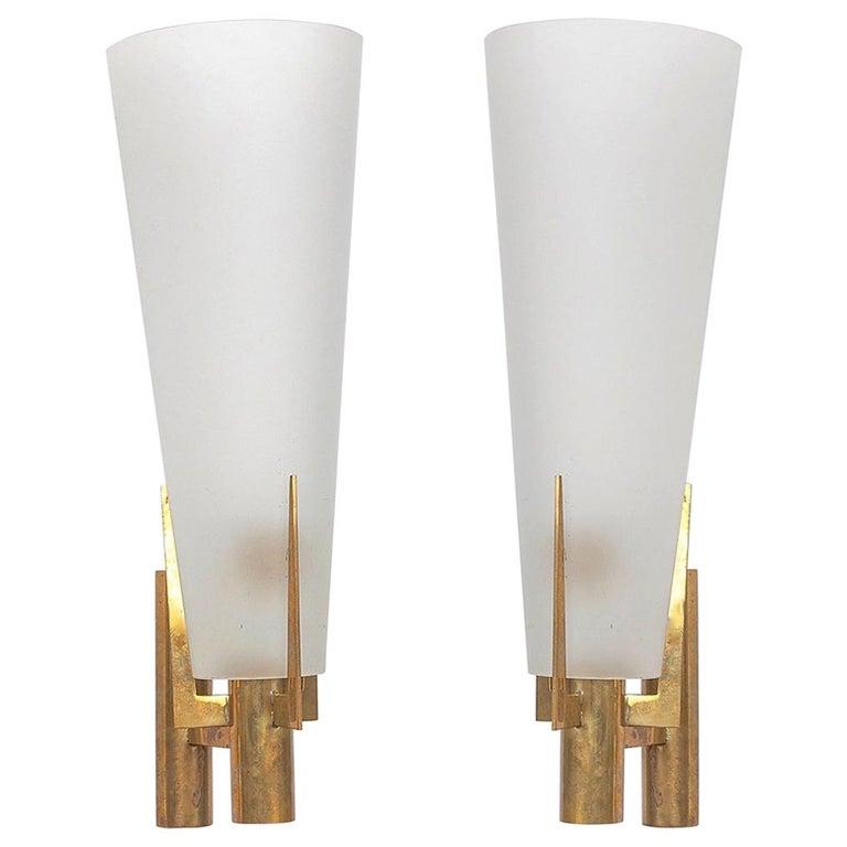 Pair of Stilnovo Model 2021 Sconces For Sale