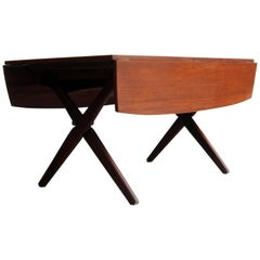 Arne Hovmand-Olsen Convertible Table Coffee and Dining
