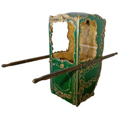 19th Century Italian Sedan Chair
