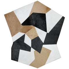 D.754.1 Gio Ponti Leather Rug
