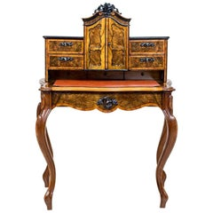 19th Century Writing Desk in the Louis Philippe Style