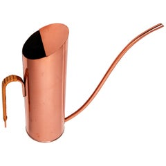 Copper Watering Can by Gunnar Ander for Ystad Metall