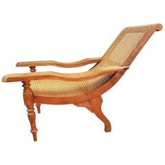 Victorian Colonial Teak Plantation Chair