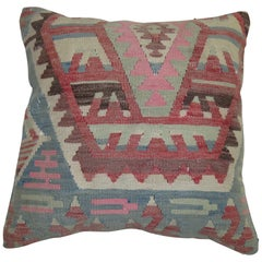Tribal Kilim Pillow