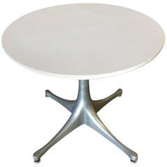 Model 5451 Pedestal Side Table by George Nelson for Herman Miller
